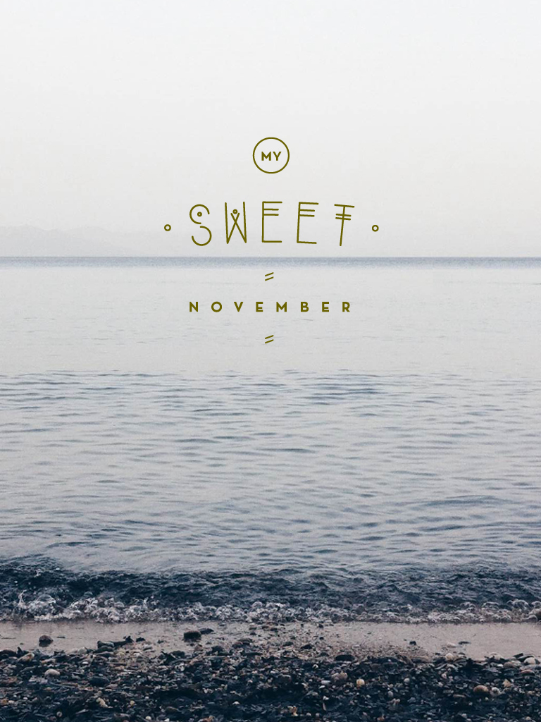 November Free Wallpapers Mess Project