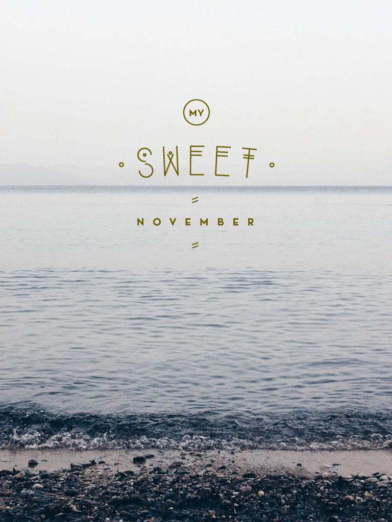 ipad november wallpaper
