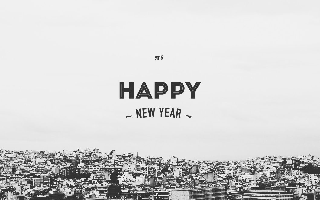 Happy New Year u2013 Free Wallpaper u2013 Mess Project