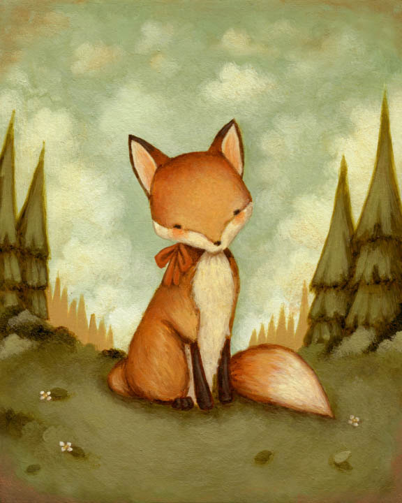 The little fox 7