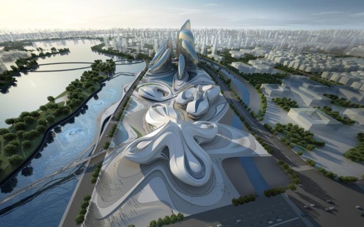 Changsha-Meixhihu-International-Cultural-Centre-tbc
