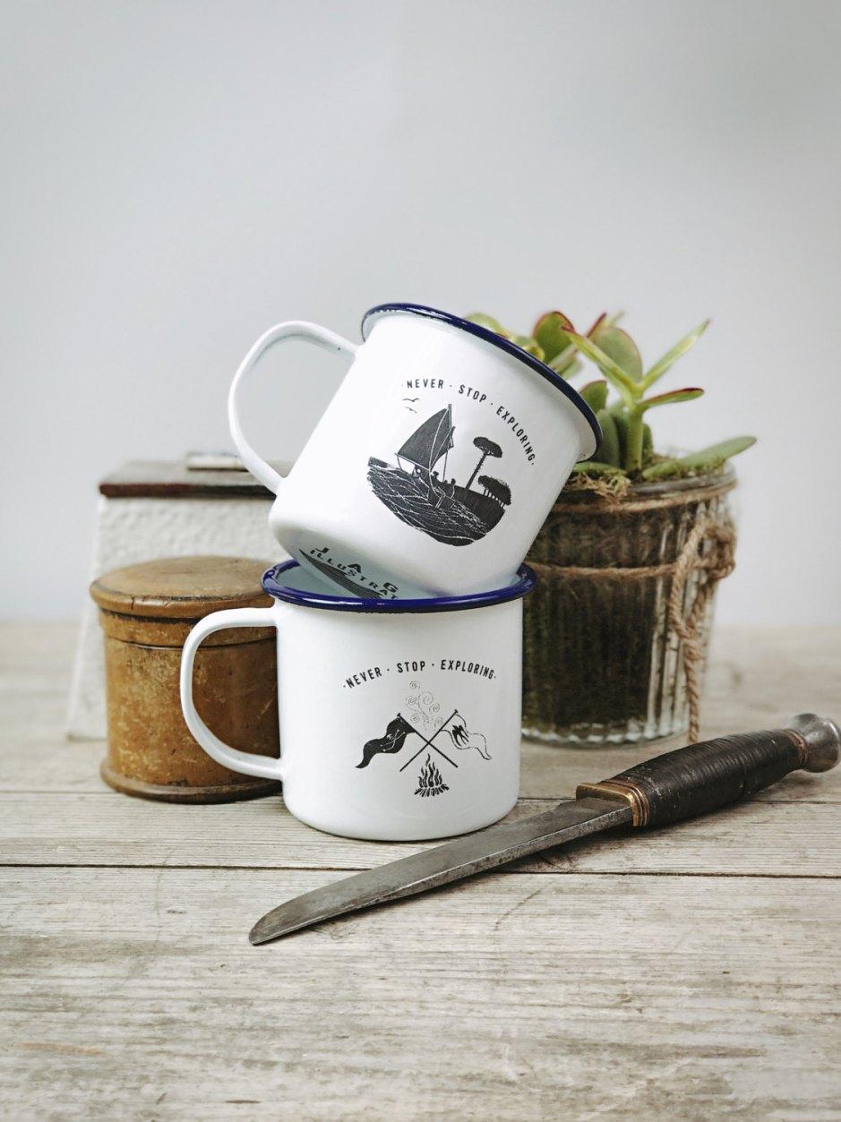 Enamel Mug 4