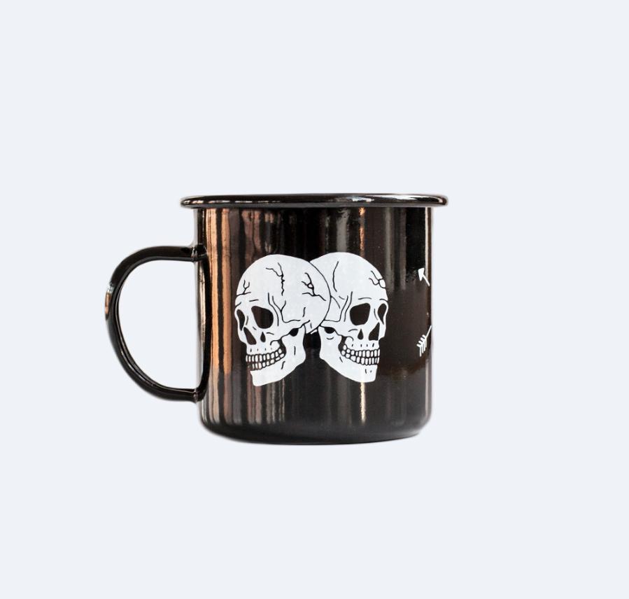 Enamel Mug 5