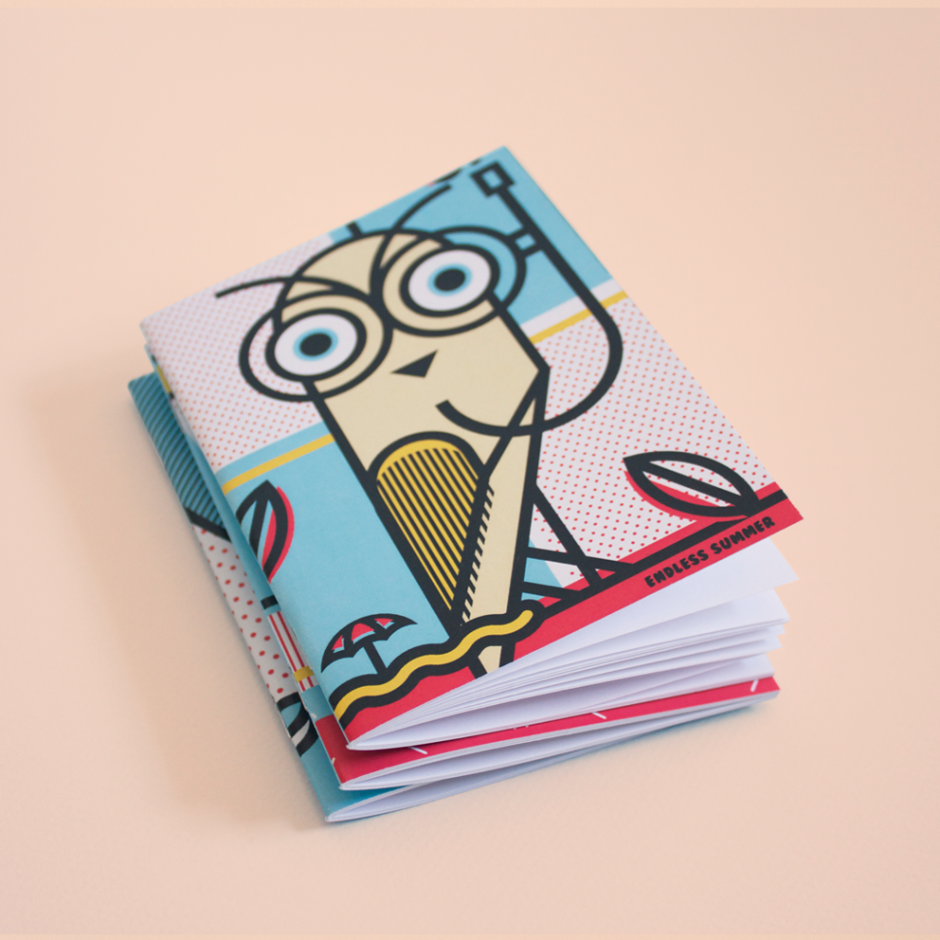 Owl notebook 3
