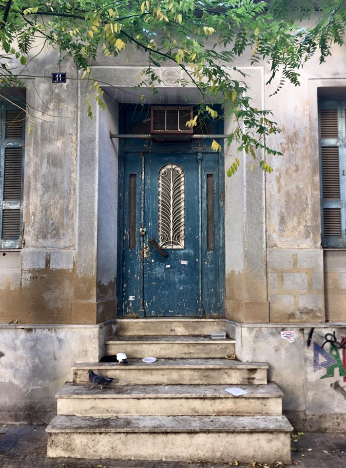 The Doors Of Athens 11