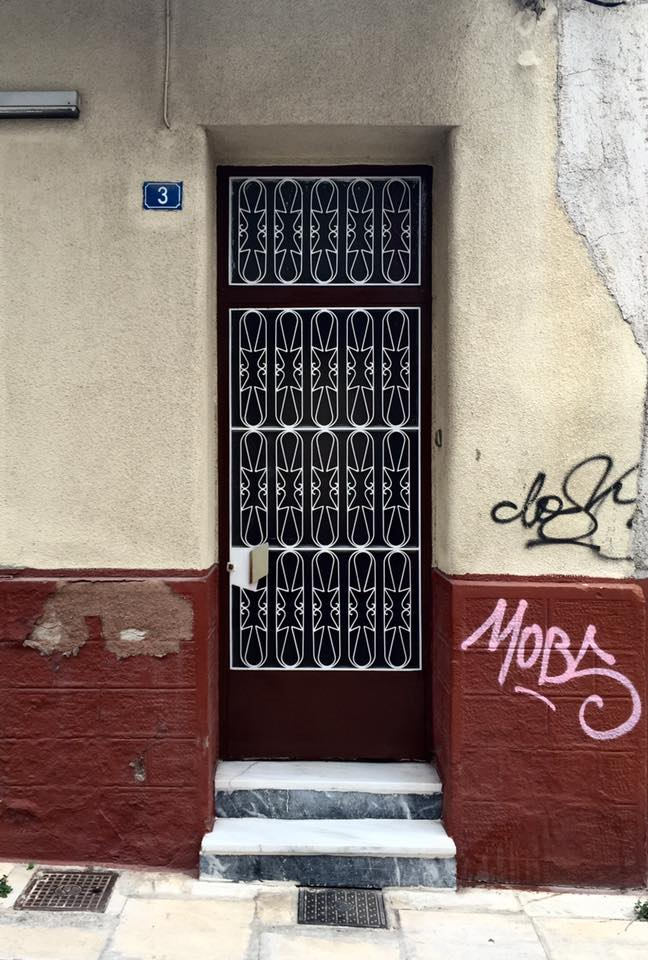 The Doors Of Athens 14