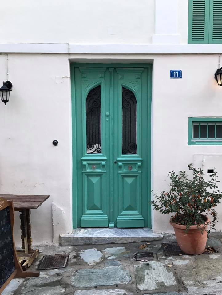 The Doors Of Athens 6