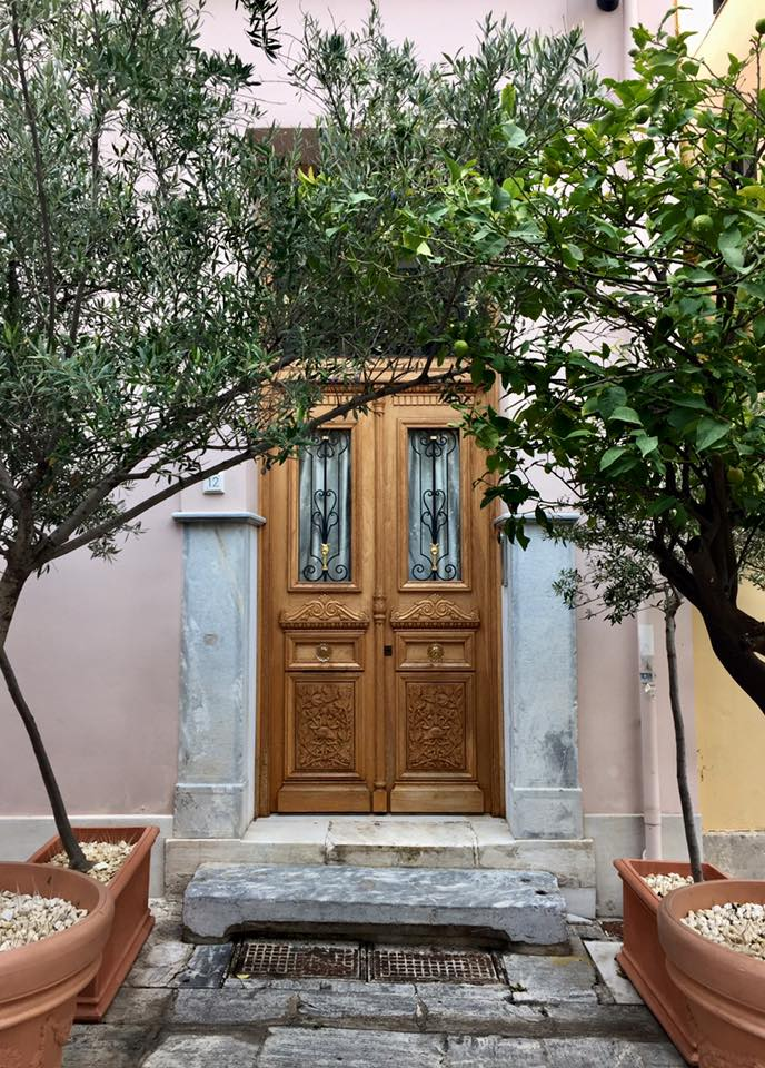 The Doors Of Athens 9
