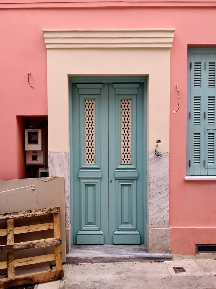 The Doors Of Athens