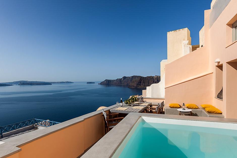 Caldera view villa 4