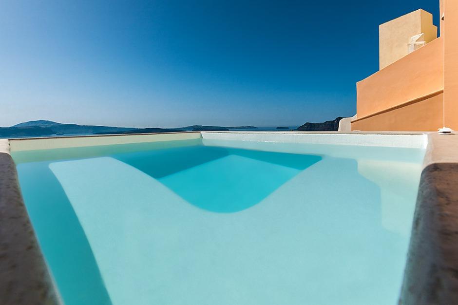 Caldera view villa 6